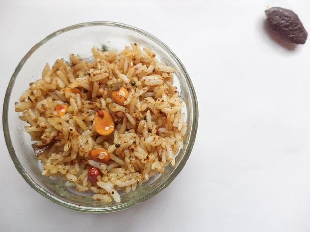 Tamarind rice : polihora