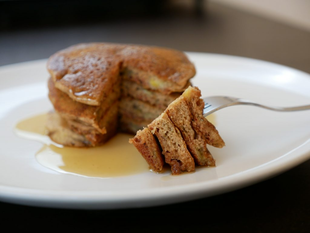 Buckwheat Pancakes (Eggless)