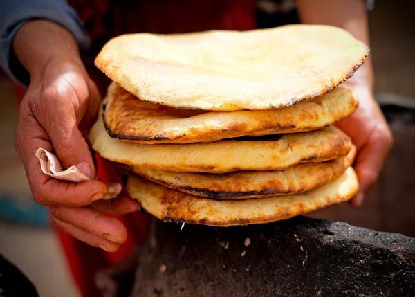 Tunisia-bread