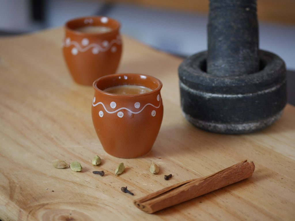 Authentic Indian Masala Chai Recipe