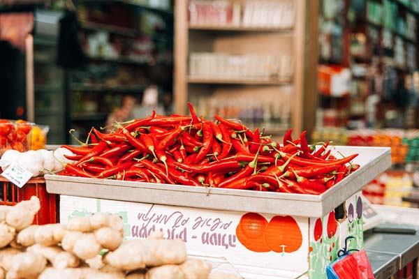 Chili-Peppers