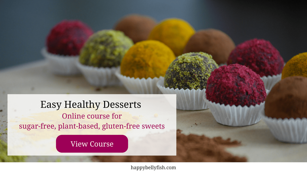 Best online healthy cooking classes top 10 for How to make healthy desserts from scratch