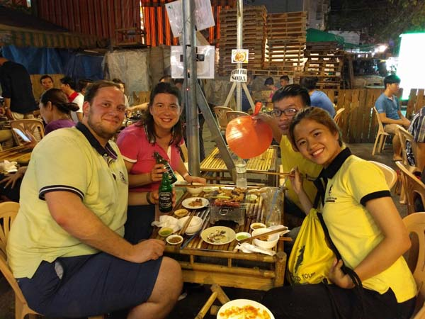 Saigon by Night (Food Tour) | Best local food in Vietnam