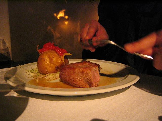 llama_steak