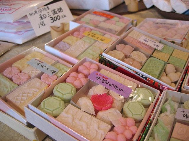 japanese dessert food