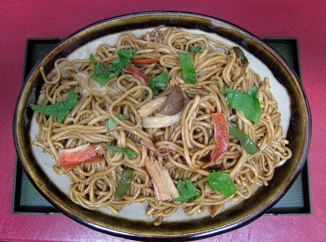 noodles in tokyo