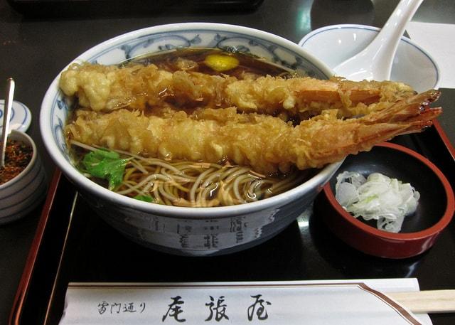 tempura in japan