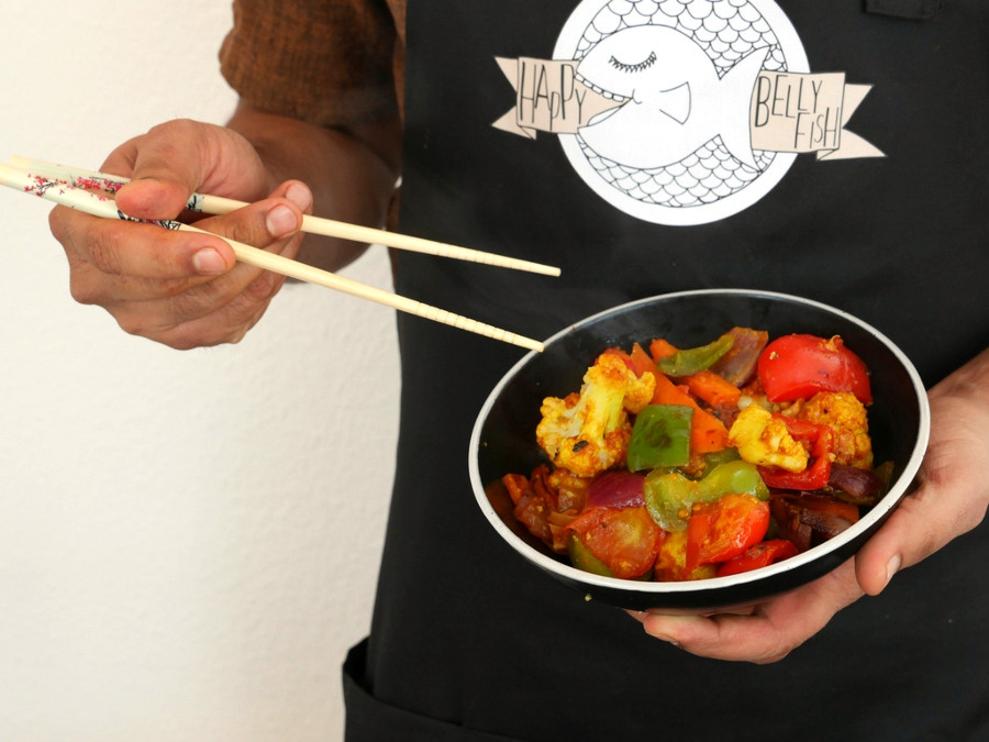 Gobi Manchurian Cauliflower Healthy Recipe