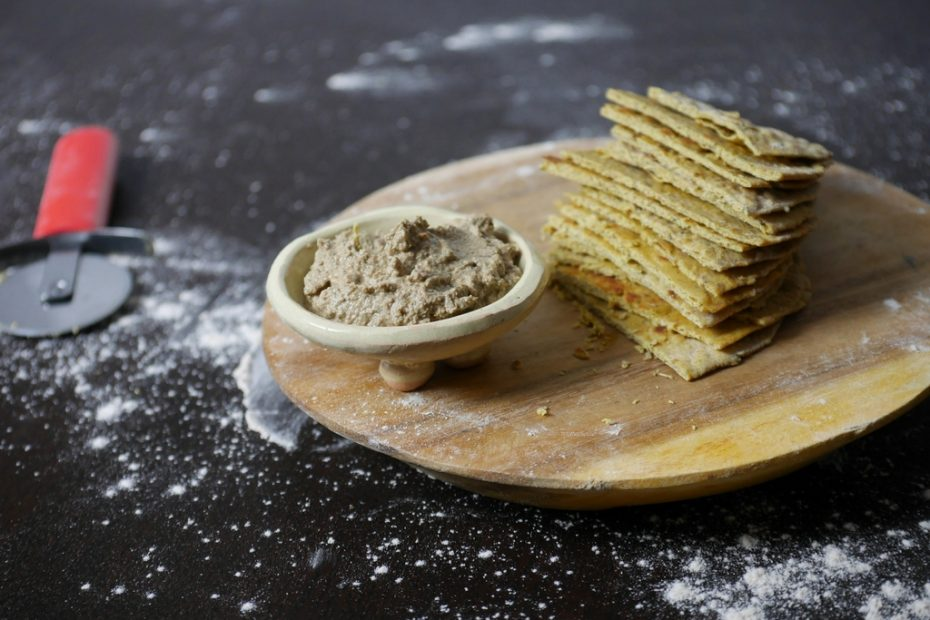 Easy Flatbread Recipe Without Yeast and Milk, With Herbs ...