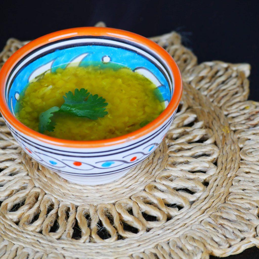 Red Lentil Soup (Indian Style, Masoor Dal)