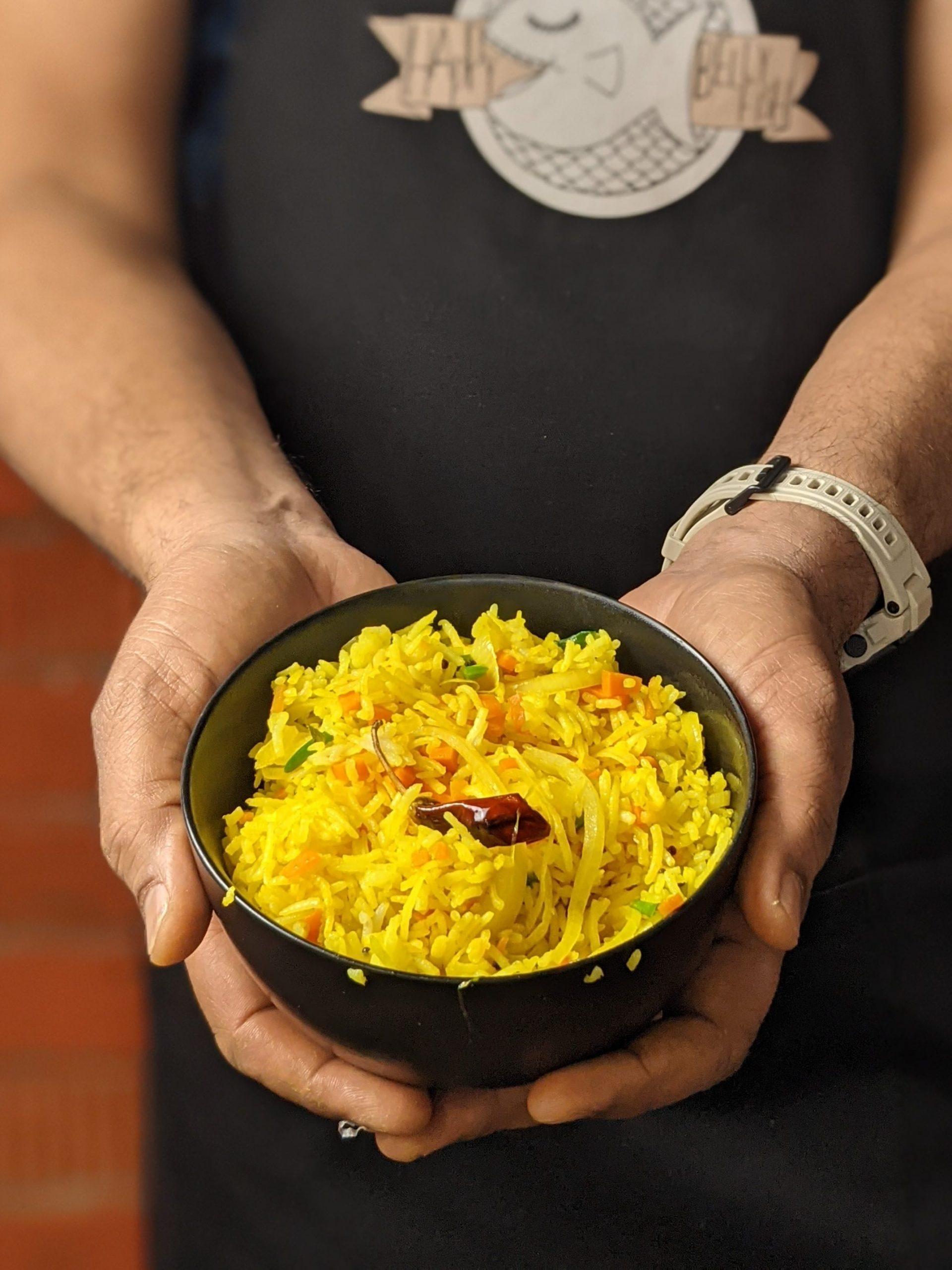 leftover-rice-recipe-indian-vegan