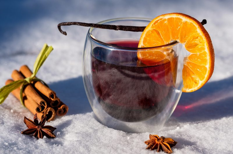 Mulled Wine (Glühwein) Classic Recipe with the Best Spice Mix